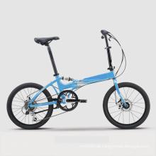 "20"" 6s Aluminum Alloy Fashionable Folding Children Bike"