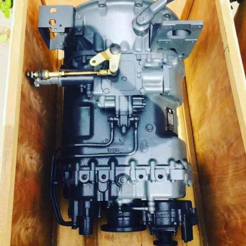 SINO TRUCK HOWO TRUCK PARTS HW19710 GEARBOX