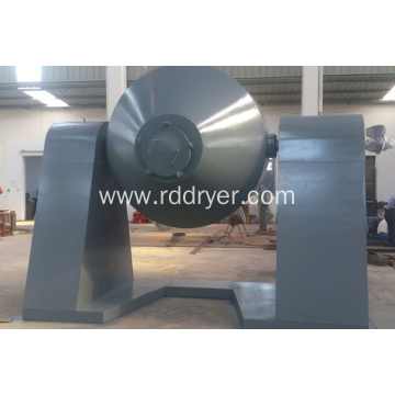 Rotary Cone Vacuum Dryer with Jacket Heating