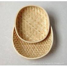 Hochwertiger handgemachter natürlicher Bambuskorb (BC-NB1020)