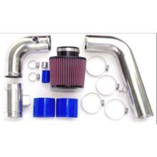 Filtro de aire de tubo de admisión de aire de aluminio para Volkswagen Golf / Jetta / Gti / Audi A3 2.0t Fsi