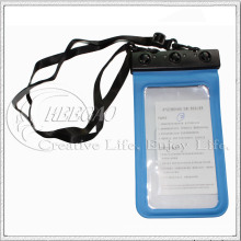 Bolso impermeable de 2016 maneras, bolso del teléfono móvil, accesorios del teléfono (KG-WB003)