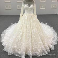 Venda quente mulheres vestido de noiva vestido de noiva WT323