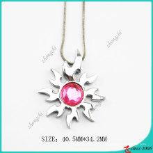 Rose Dimond Sun Collier (PN)