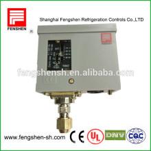 adjusting water pump pressure switch P20D