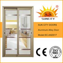 Balcony Aluminum Sliding Window Doors
