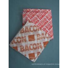 Hamburgo Papel / Sanduíche Papel Alimentos Empacotados Embalados