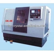 Schrägführungs-Cnc-Drehmaschine CK-36 Cnc-Schrägbett-Drehmaschine