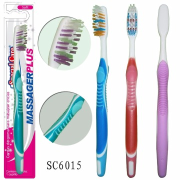 High Quality New Plastic Adult Toothbrush Production