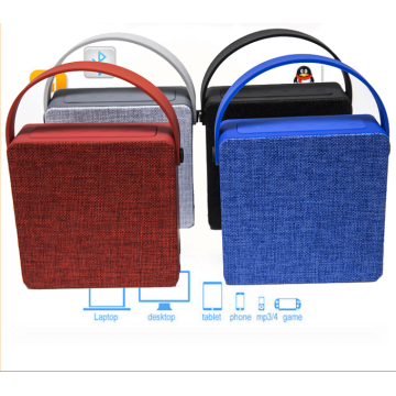 Luar Portable Powerfull Fabric Bluetooth Speaker