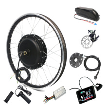 48v ebike hub motor for 1500watt electric bicycle motorcycle conversion kit with rear wheel 16 20 24 26 29inch