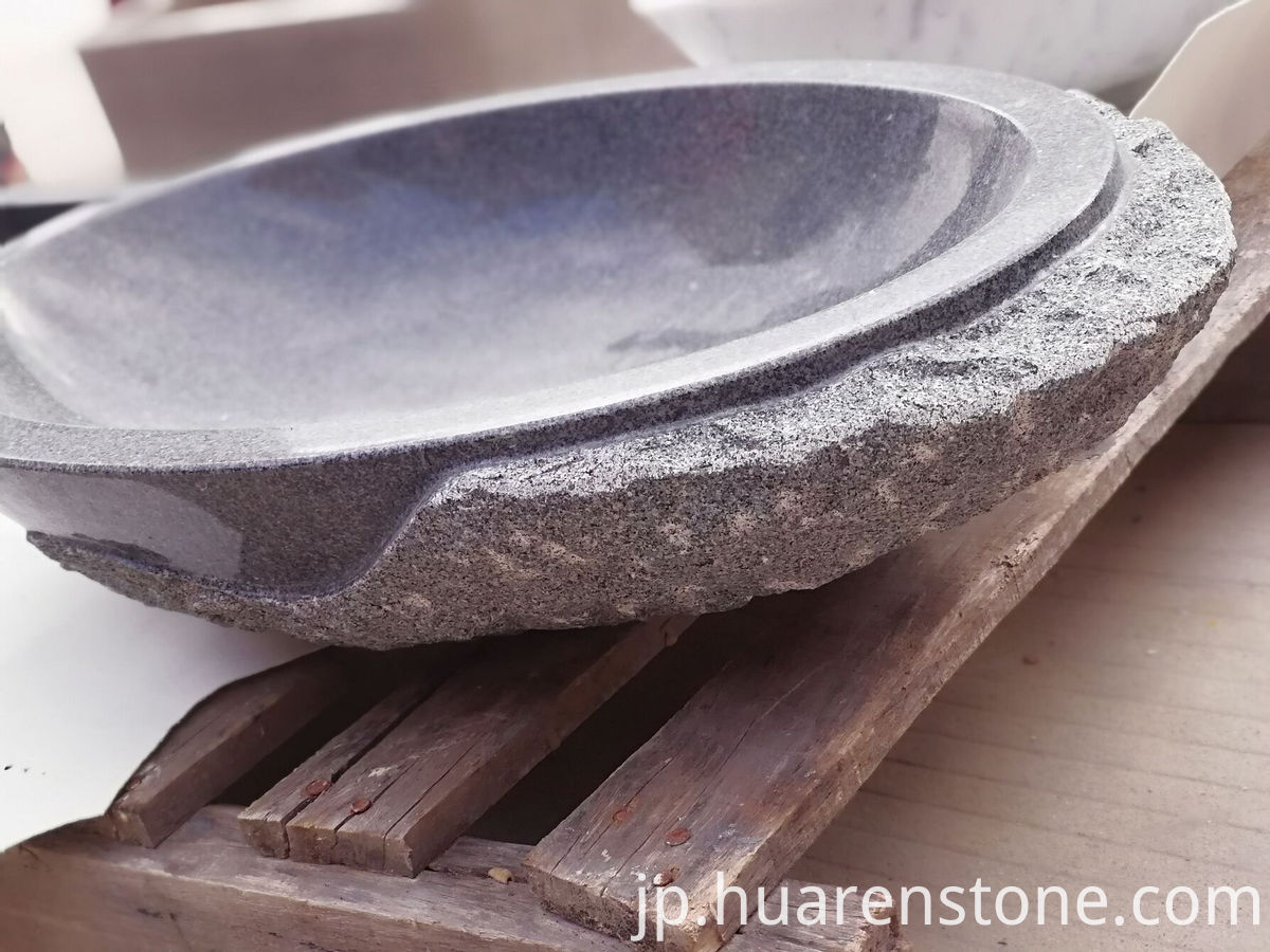 natural stone sinks