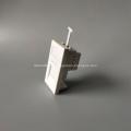 UK-Typ Wandsteckdose UTP cat5e Frontplatte