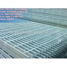 hot dip galvanized floor steel grating