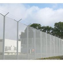 ПВХ покрытием проволоки сетки безопасности забор Y пост (Anjia-056)