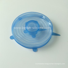 Rubber Fresh Box Cap for Food Storage Containers