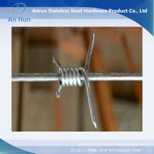 China Manufacturer Single Strand Twist Strand Galvanized Barbed Wire Factory