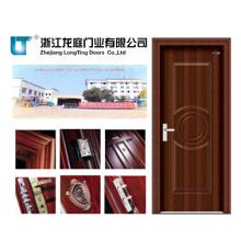 Porte en bois intérieure en acier (LTG-118)