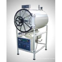 Stérilisateur à vapeur pression cylindrique horizontal