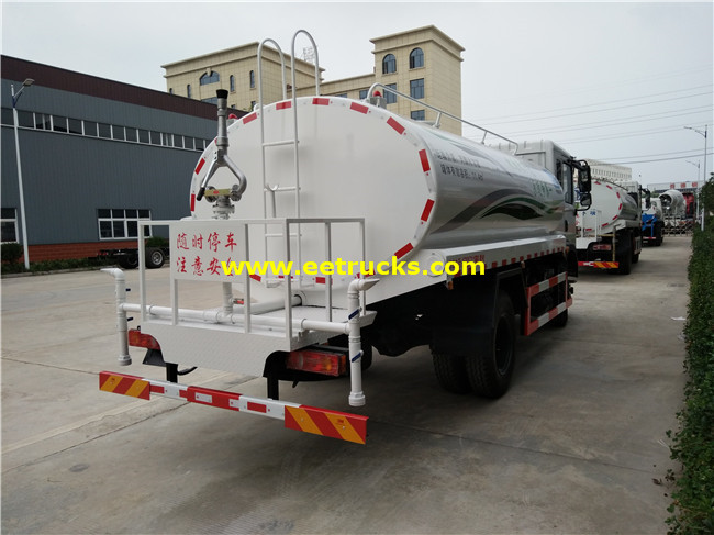 9 CBM Spray Water Trucks