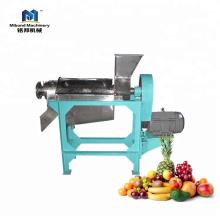100L-1000L haute qualité carotte orange tomate mangue jus de raisin fabrication / extracteur usine de traitement