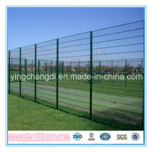 PVC Coated Anti-Climb 358 Fence /12.7*76.2mm Mesh Security Fence (Factory)