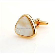 Cuff Links in Gold Plating
