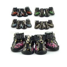 Cotton Padded New Material Winter Pet Shoes