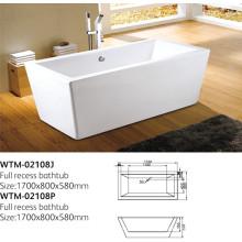 Baignoire Portable Classique pour Adultes Wtm-02108