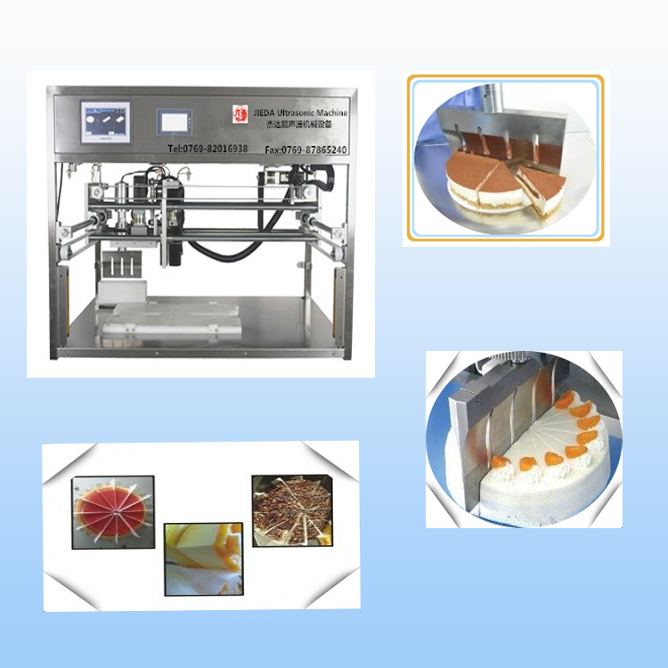 Ultrasonic Food Cutting Machine