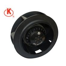 Ventilateur centrifuge à courant alternatif incurvé vers l'arrière de 115V à 133mm