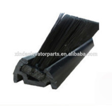 BS-2 Skirt Brush with plastic pedestal for escalator and moving walk escalator spare part