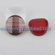 DF317 Crystal bean Shape Bead