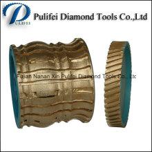 Меля Каменное Колесо Профиля Спеченный Алмазный Сегмент Шлифовальный