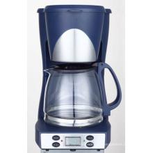 Máquina de café expreso 1.5L con temporizador digital
