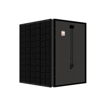Customized all black 50w solar panel for sale