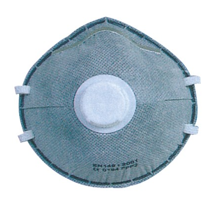 Dust mask with valve DM101
