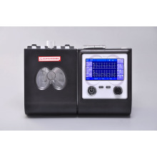 Ventilator with Humidifier and Full Face Mask Respircare