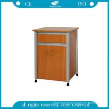 AG-BC017 armoire de chevet en bois hospitalier efficace