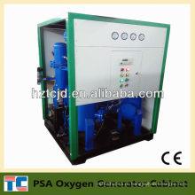 Химический завод по производству кислорода с воздушным осушителем