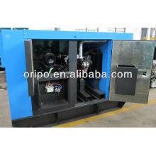 Baixo consumo de combustível lovol soundproof canopy diesel generator