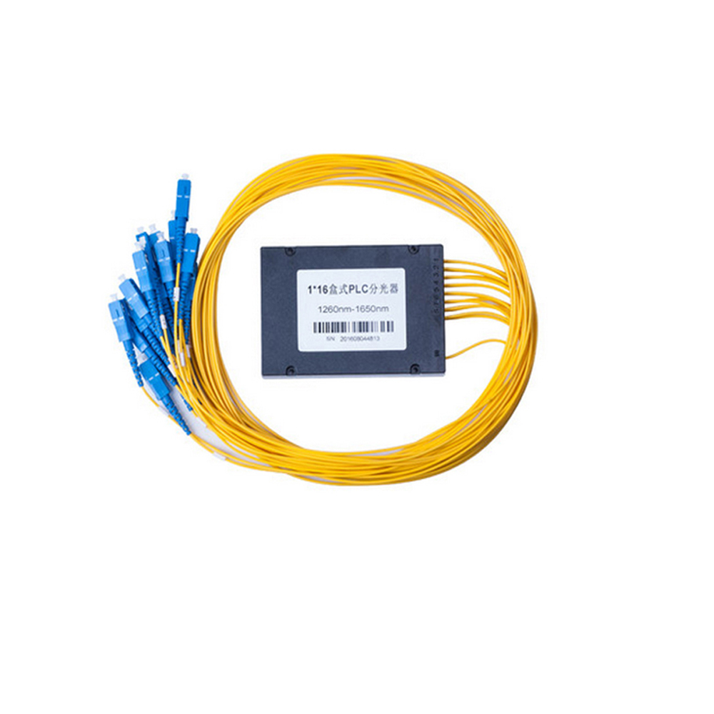 Abs Box Fiber Optical Splitter
