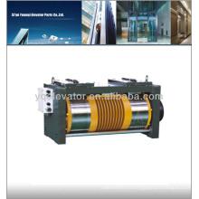Machine à engrenage synchrone à aimant permanent ascenseur, machine d'ascenseur