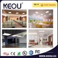 PF> 0.9 Ra> 80 AC85-265V 600X600 50W Panel cuadrado LED