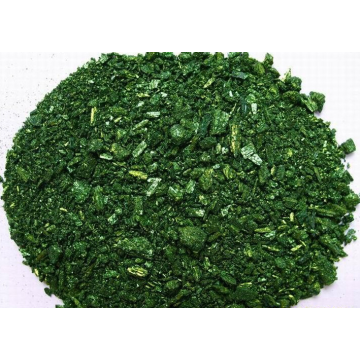 100% MIN Malachite Green N ° CAS 234-29-8