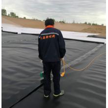 Material de construcción Geomembrana de revestimiento de estanque de HDPE