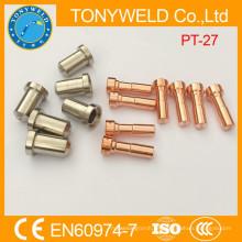 Esab PT27 boquilla y electrodo
