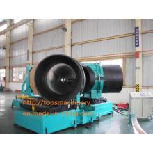 Atelier Machine de soudure à bout en bout multi-angle Hydraulic Heat Fusion pour la fabrication de tubes en tube de HDPE Tuyau de coude Cross-Tee Fitting