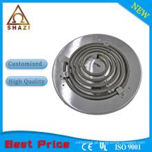 Elemento de aquecimento elétrico para forno