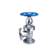 Cast Steel Angle Type Globe Valve